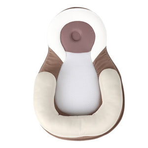 MommyLovesU™ Portable Anti-Flat Head Baby Bed