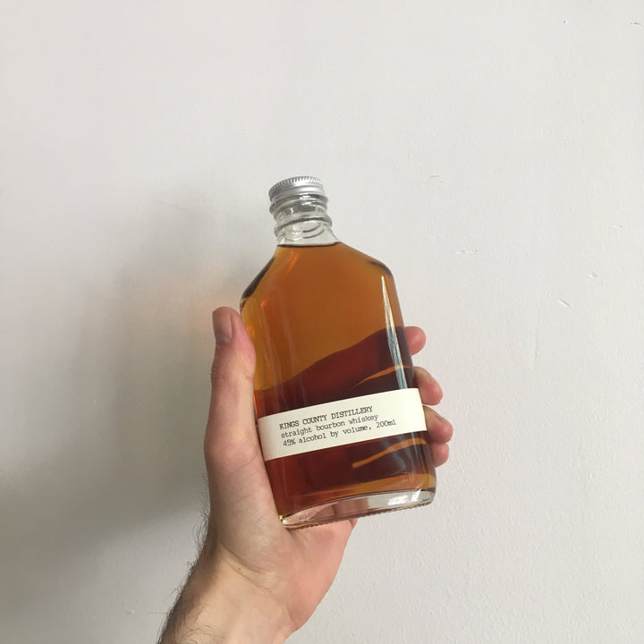 Kings County Distillery Straight Bourbon 200ml