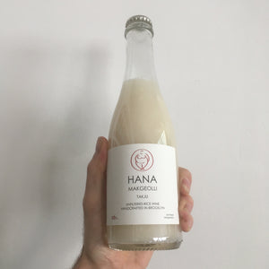 Hana Makgeolli Takju Brooklyn Rice Wine 375ml