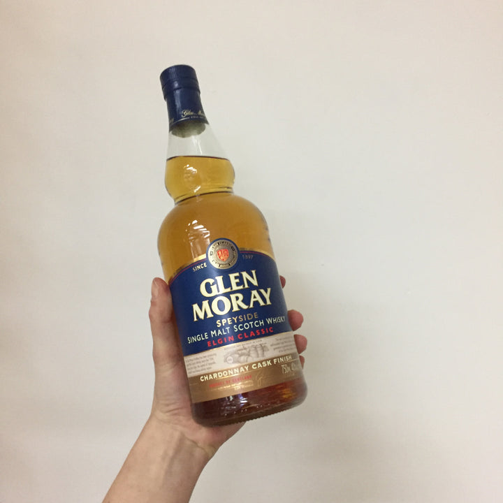 Glen Moray Single Malt Scotch Chardonnay Cask