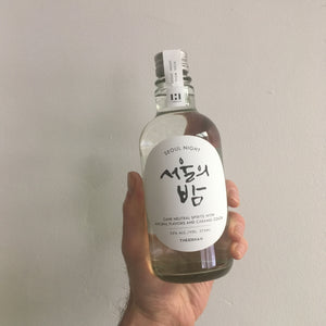 Seoul Night Plum Soju 375ml
