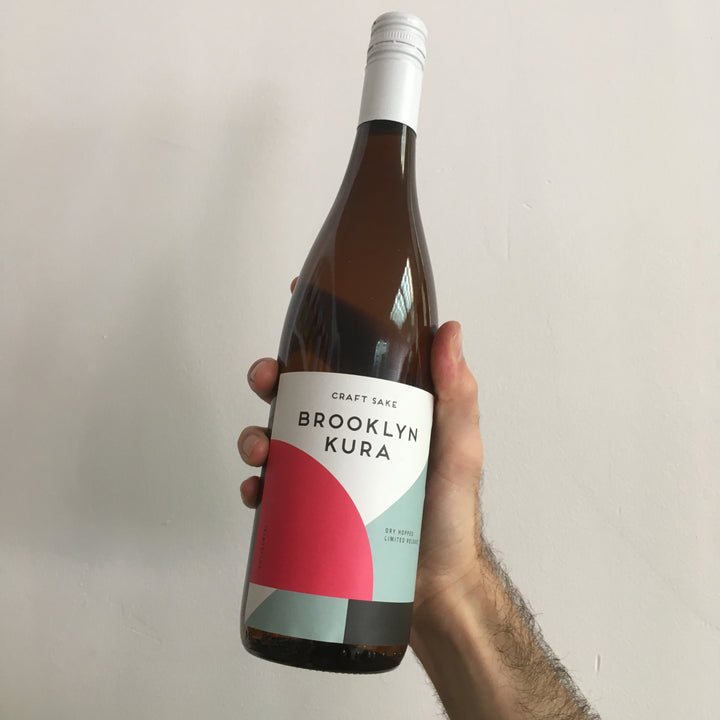 Brooklyn Kura Occidental Dry Hopped Junmai Ginjo Nama Sake