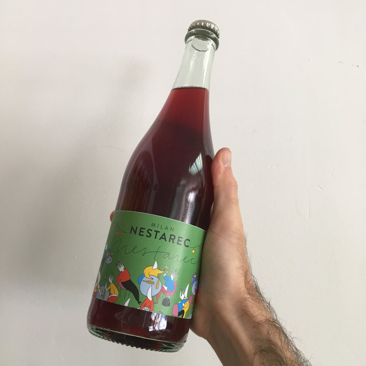 Milan Nestarec Fork and Knives Rosé (2018)