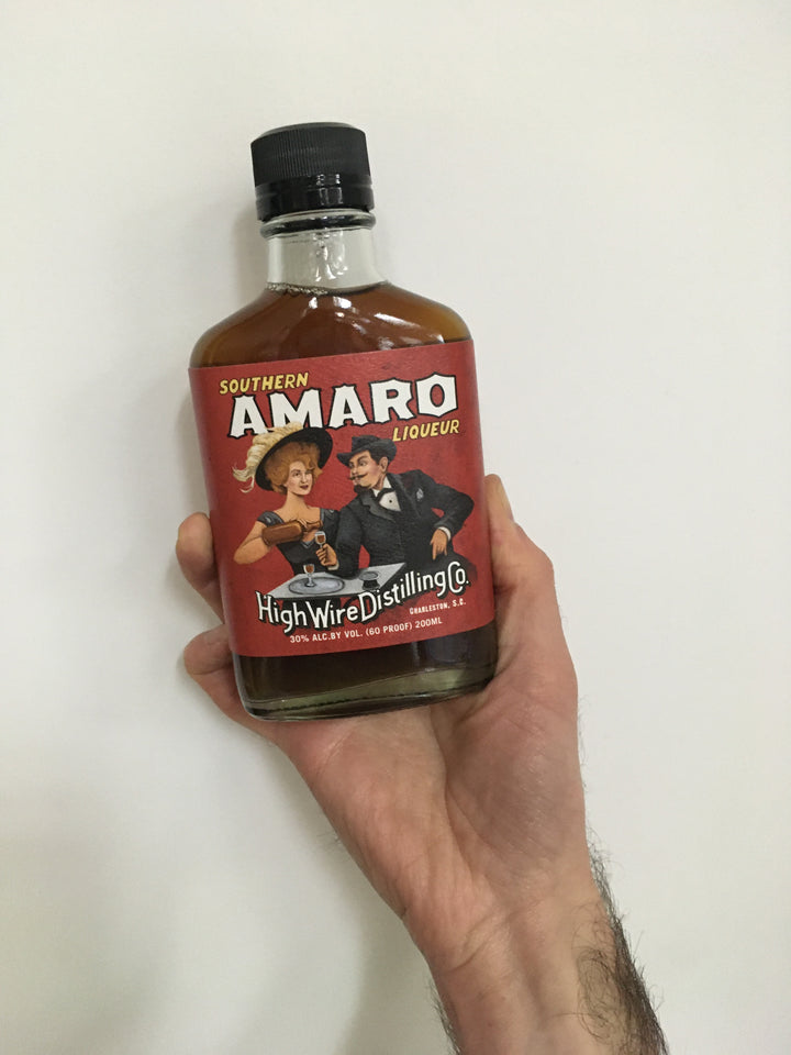 High Wire Distilling Company, Southern Amaro Liqueur · 200 mL