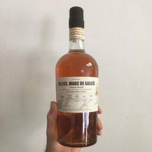 Marc de Galilée Pomace Brandy, Jullius Craft Distillery