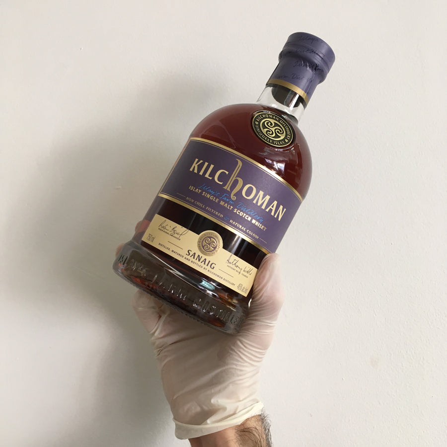 Kilchoman Distillery, Sanaig Islay Single Malt Scotch Whisky