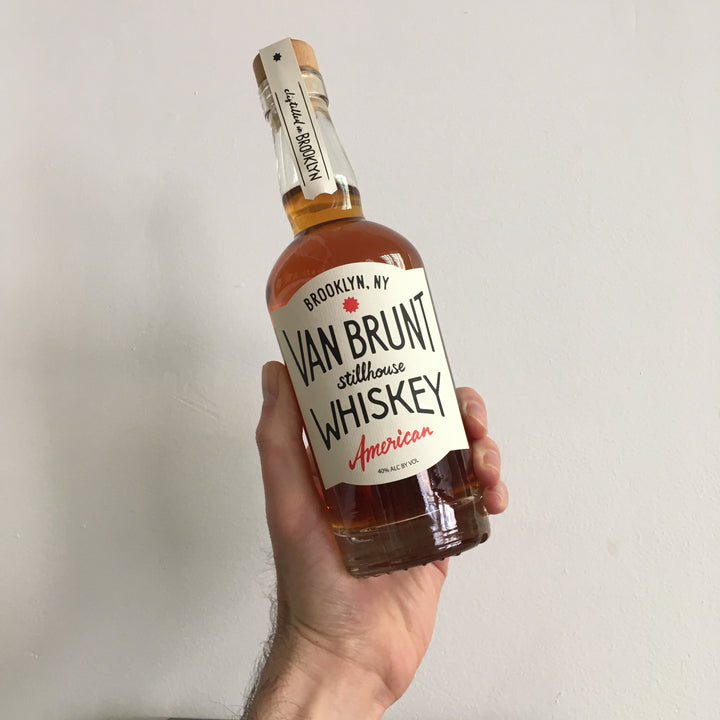 Van Brunt Stillhouse, Van Brunt Stillhouse American Whiskey · 375 mL