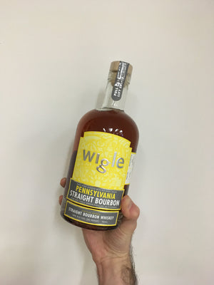 Wigle, Organic Pennsylvania Bourbon Whiskey · 750 mL