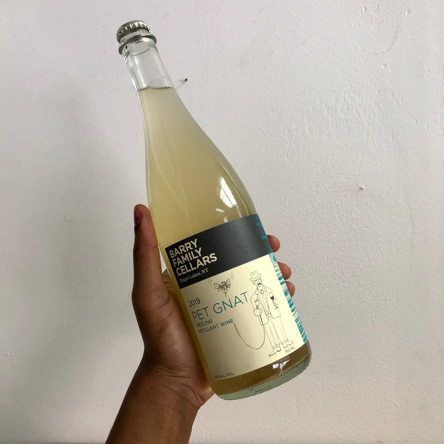 Barry Family Cellars Riesling Pat Gnat (2019)