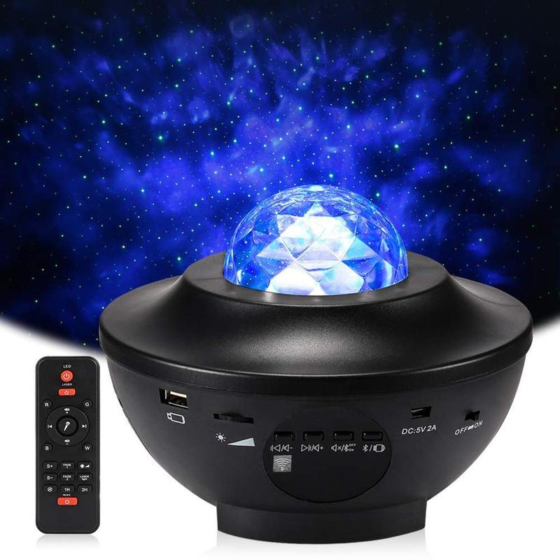 The Galaxy Projector