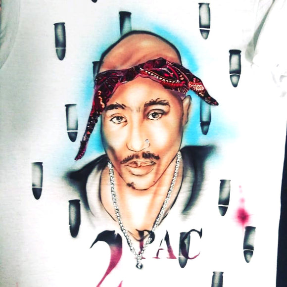 C.A.F CUSTOMS 2 PAC TRIBUTE