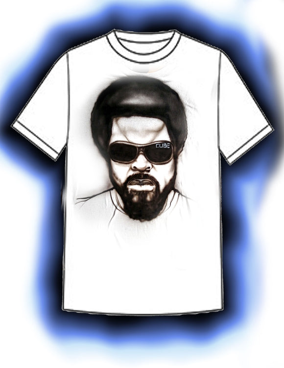 C.A.F CUSTOMS ICE CUBE TRIBUTE