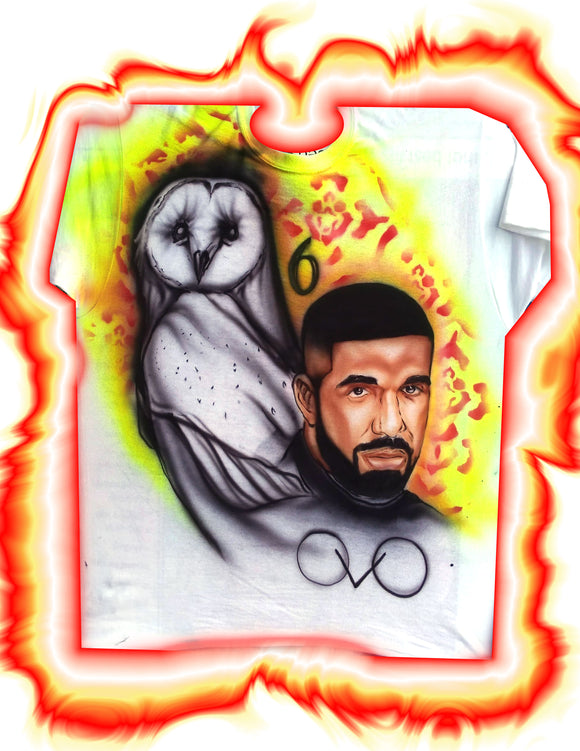 C.A.F CUSTOMS  DRAKE TRIBUTE
