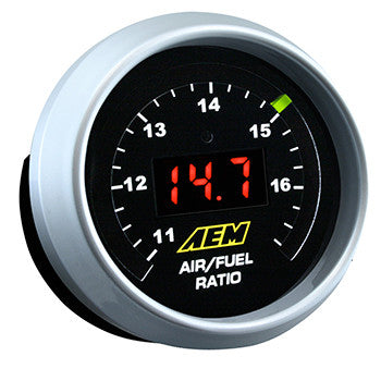 AEM Digital Wideband Air/Fuel Gauge