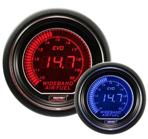 Prosport EVO Wideband Air Fuel Ratio Gauge