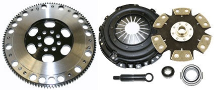 Competition Clutch Stage 4 - Clutch Kit (6 Pad Rigid Ceramic Genesis Coupe 2.0T)