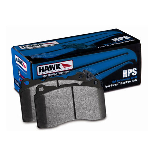Hawk Performance HPS Pads Rears, Non-Brembo (2010+ Genesis Coupe)