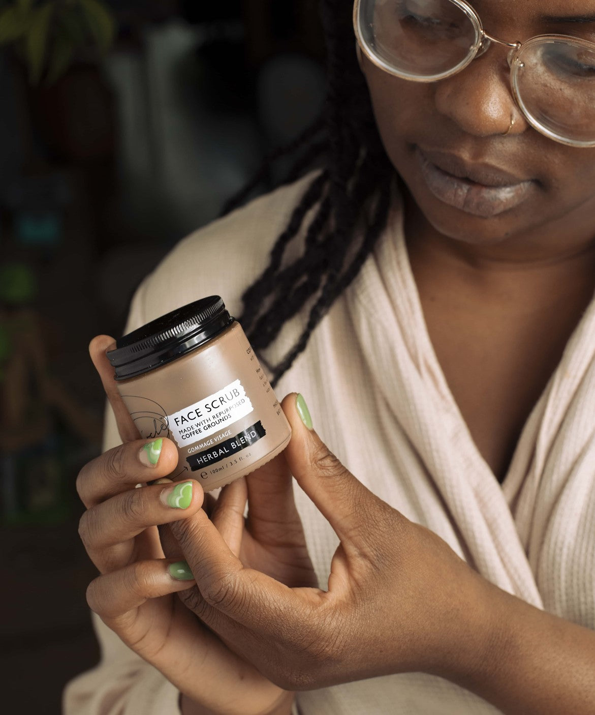 Face Moisturizer with Argan Powder 1.7oz