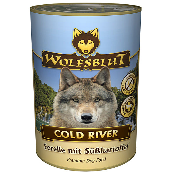 Wolfsblut Dose Cold River 395g