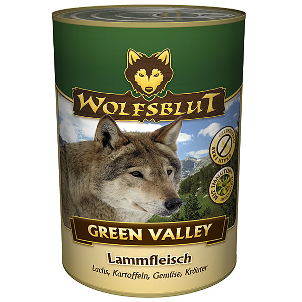 Wolfsblut Dose Green Valley 395 g