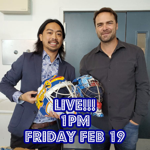 CURTIS JOSEPH LIVE WITH HIS FANS: FEB 19 @ 1PM EST