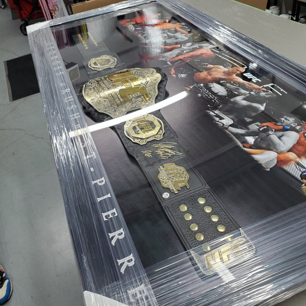 GSP GEORGES ST-PIERRE LONG BELT FRAME RESTOCKING