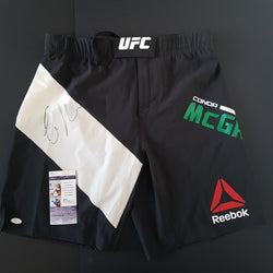 CONOR MCGREGOR SIGNED UFC TRUNKS - SOLD OUT