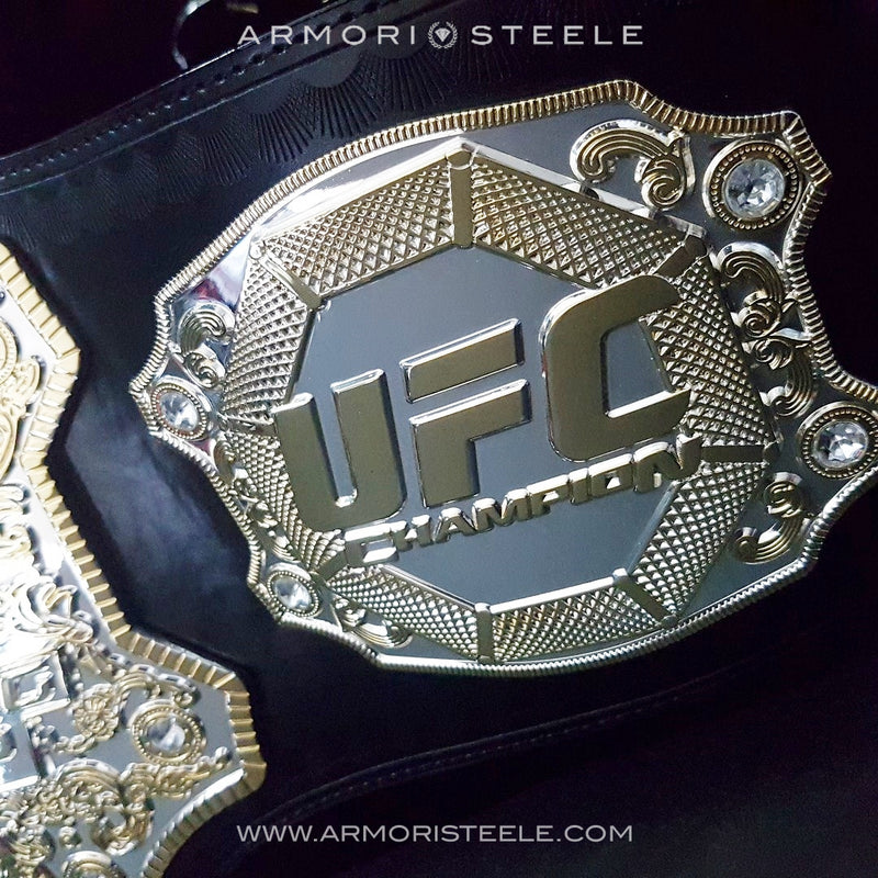 CONOR MCGREGOR SIGNED UFC BELT FULL SIZE REPLICA COA CERTIFIED AUTOGRAPHED - SOLD OUT