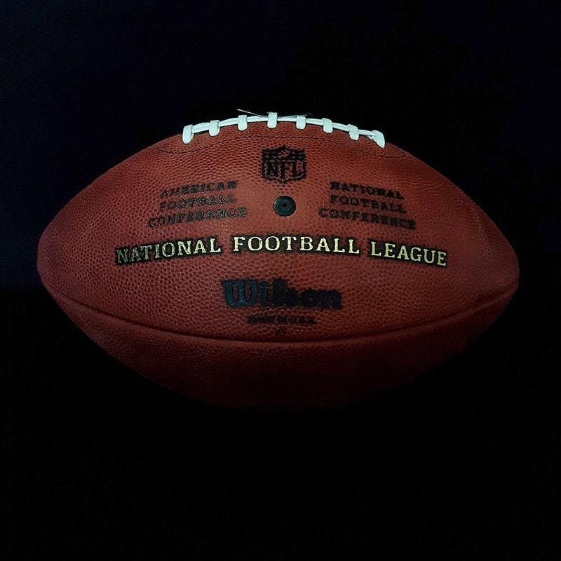 TOM BRADY SIGNED BALL REGULAR PATRIOTS NFL FOOTBALL WILSON COA - WAITING LIST