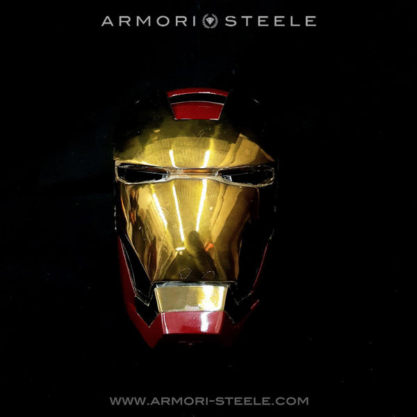 Iron Man Signed Stan Lee  Studios Premium Replica Mark III (713 of 1,500) Autographed Full Scale