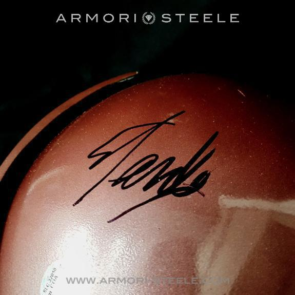 Magneto Signed Helmet Stan Lee Windlass Studios X-Men (397 of 2006) Autographed Full Scale