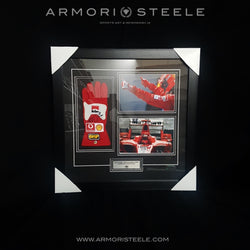 Michael Schumacher SIGNED Autographed F1 Glove Replica * Special link shipping to UK