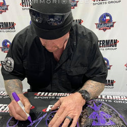 The Undertaker Signed Belt WWF Premium Replica Full Size Autographed