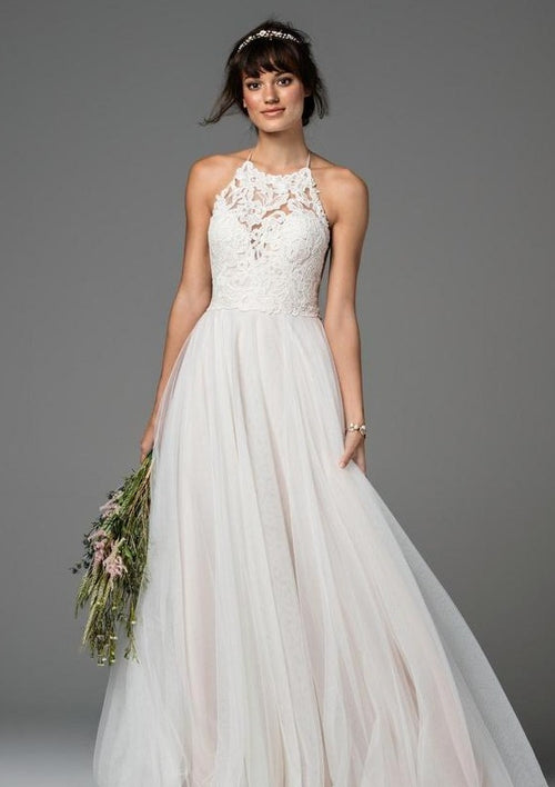 Esperance By Willowby Wedding Dress - Size 10