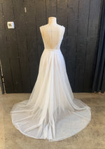 Harlie Tulle By Made With Love Wedding Dress - Size 8