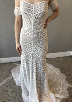 Nala By Willowby Wedding Dress - Size 10
