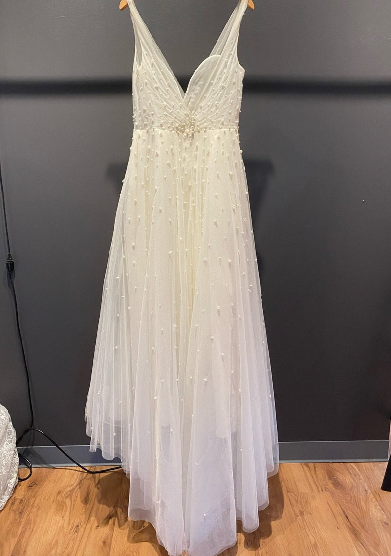 Kodi By Watters Wedding Dress - Size 10
