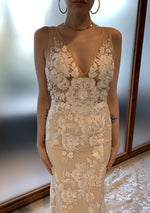 Stevie By Made With Love Wedding Dress - Size 8