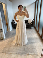 Natalie By Truvelle Wedding Dress - Size 8
