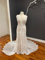 Cleo By Rish Wedding Dress - Size 22