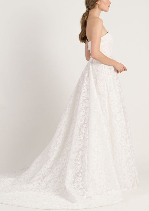 Leigh By Jenny Yoo Wedding Dress / Size 10