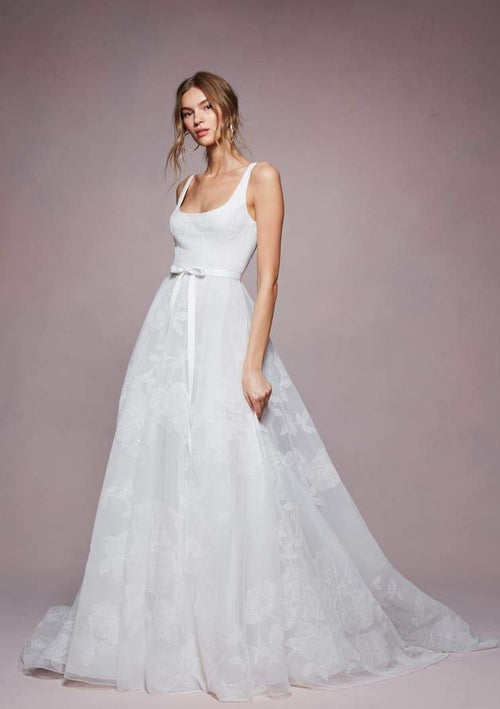 Bea By Marchesa Notte Wedding Dress - Size 10