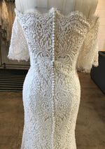 Savannah By Wtoo Wedding Dress - Size 20