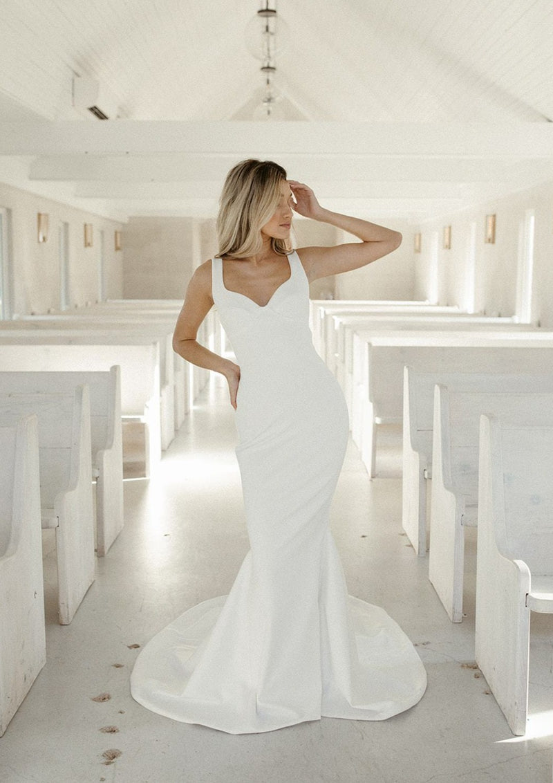 Arden by The Label Wedding Dress