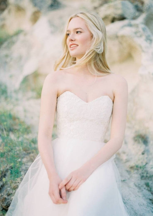 Britt By Truvelle Wedding Dress - Size 20