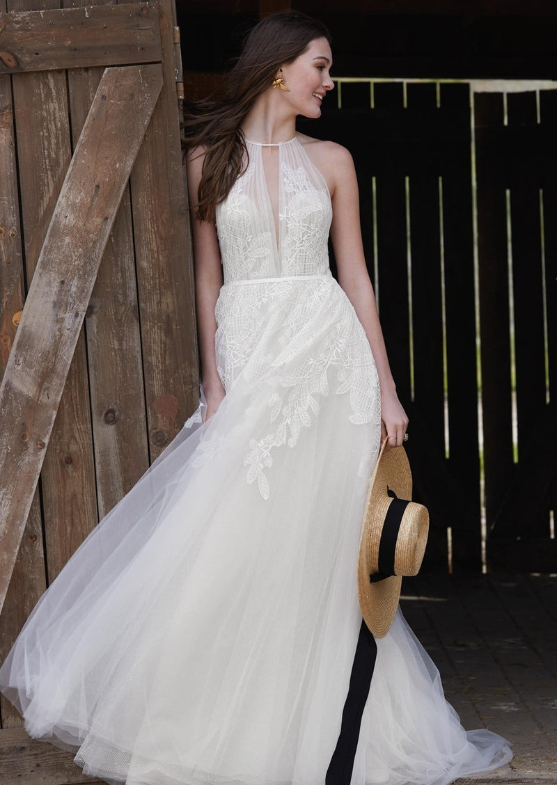 Harvest By Willowby Wedding Dress - Size 10