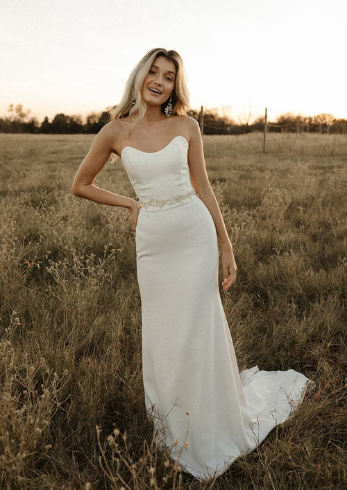 Rose (dress only) by The Label Wedding Dress