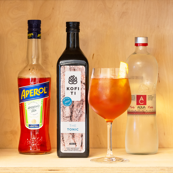The Aperol Tonic