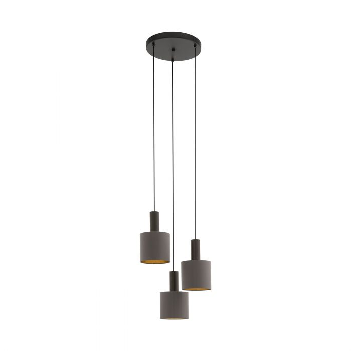 CONCESSA 3 pendant light