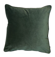 Cushion Lush Greens Pinegreen 50 x 50 cm